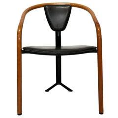 Postmodern 'Tacchi' Chair by Toshiyuki Kita for AIDEC, Japan, 1980s