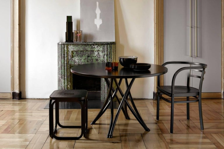 Modern Postsparkasse Stool by Otto Wagner & GTV For Sale