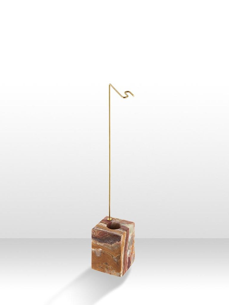 Posture Marble Vase, Carl Kleiner 5