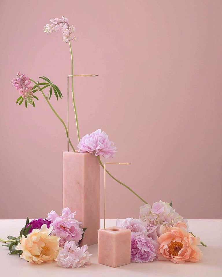 Posture Marble Vase, Carl Kleiner 9