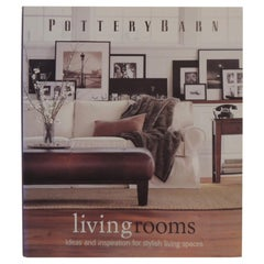 Pottery Barn Decorative Book Living Rooms