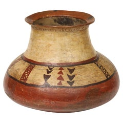 Pottery Bowl from the Andes