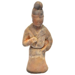 Terracotta Chef Figure in Han Style
