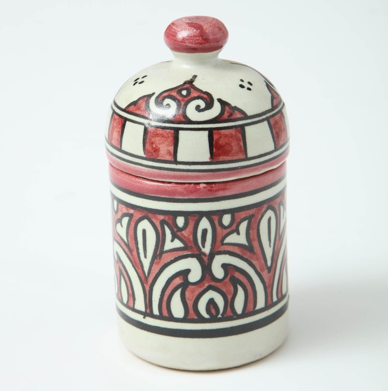Mid-Century Modern Pottery from Morocco For Sale