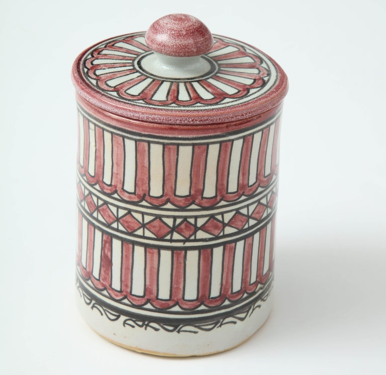Contemporary Pottery from Morocco For Sale