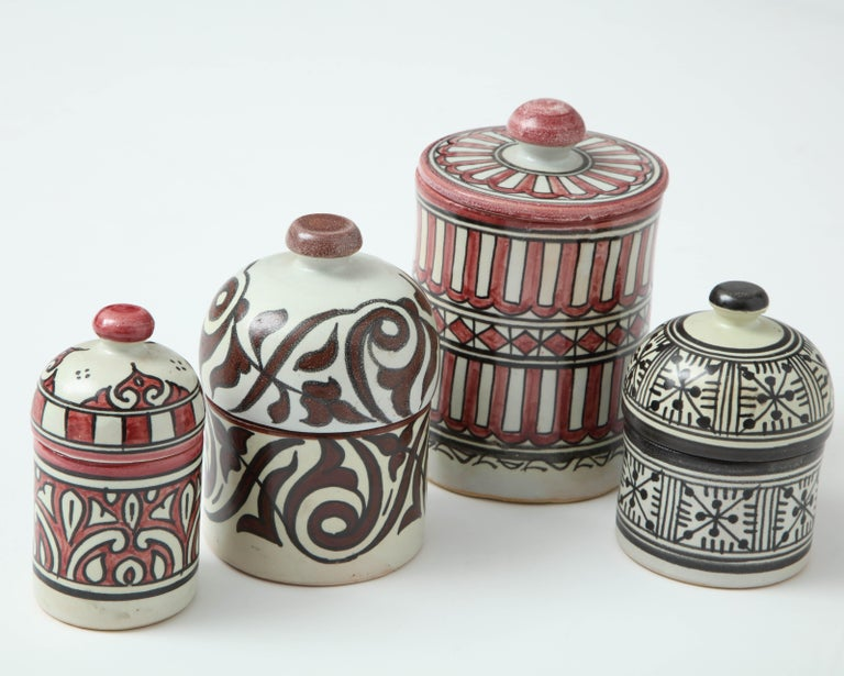 Ceramic Pottery from Morocco For Sale