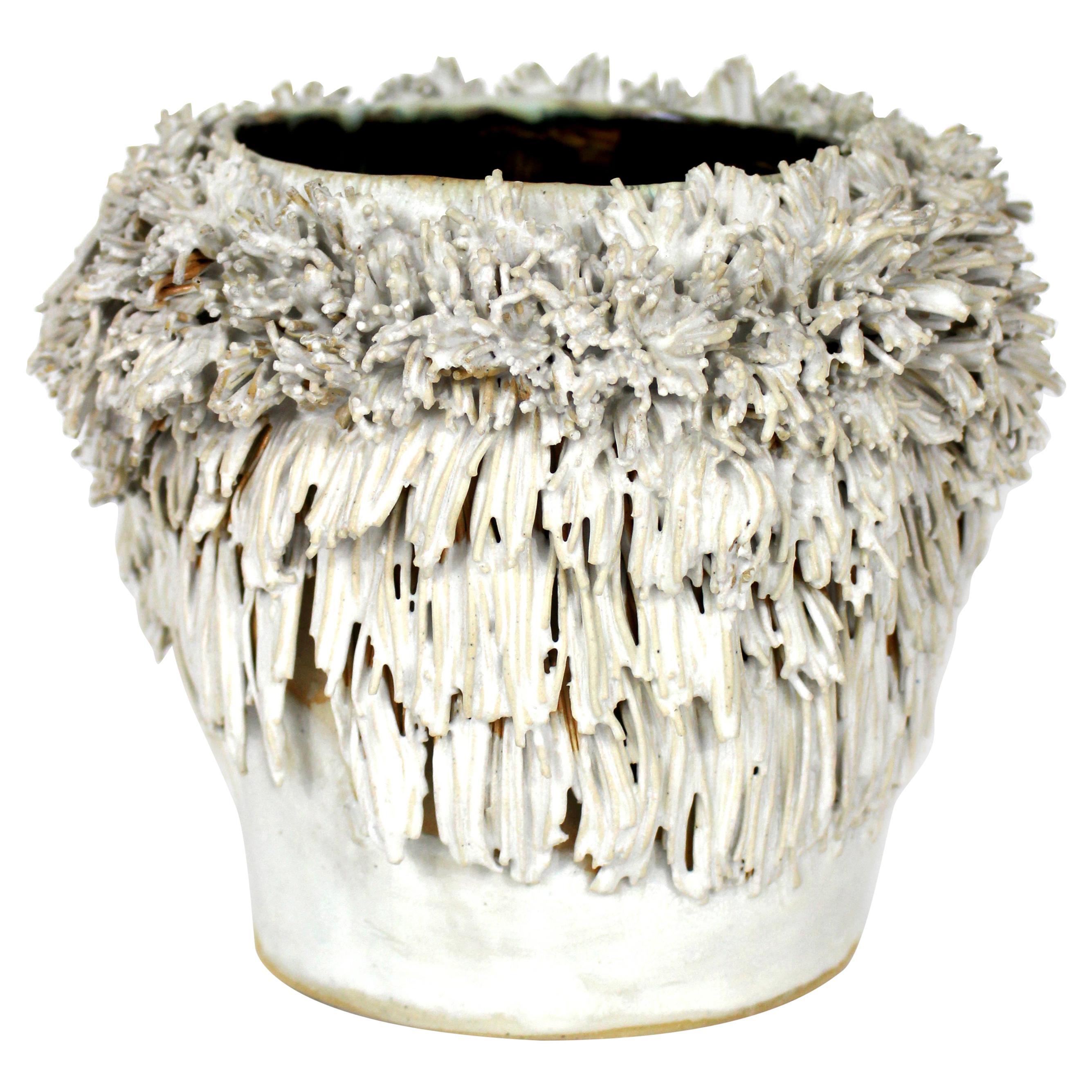 Pouf Ceramic Vessel by Trish DeMasi
