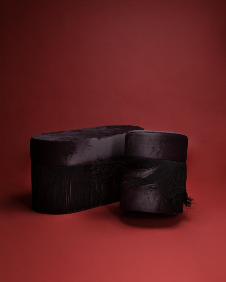 Pouf Pill S by Houtique For Sale 4