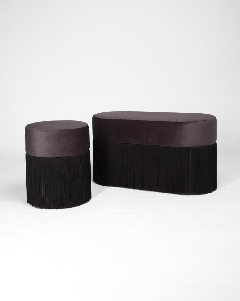 Pouf Pill S by Houtique For Sale 2
