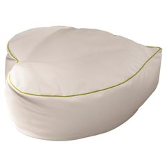 Pouf Potus Soft, for Outdoor, Waterproof Eco-Leather, Italy