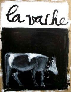 La Vache (framed)