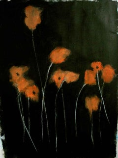 Poppies (framed)