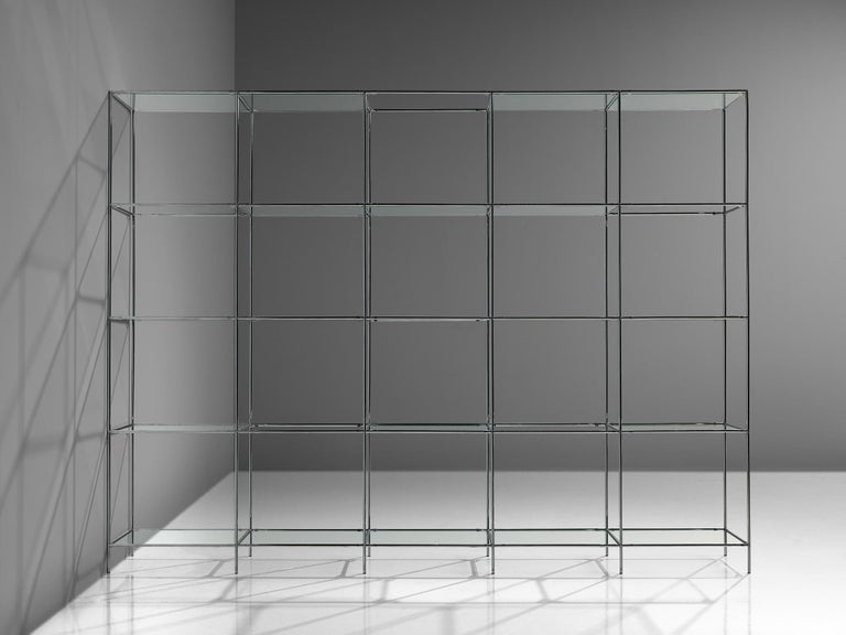 Mid-Century Modern Poul Cadovius 'Abstracta' Shelving Unit For Sale