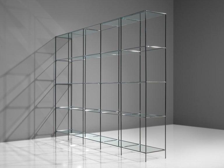 Danish Poul Cadovius 'Abstracta' Shelving Unit For Sale