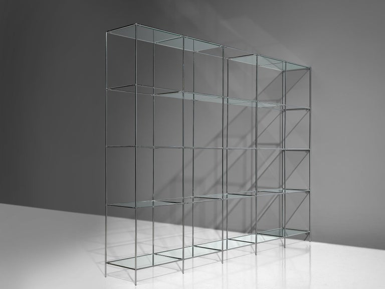 Poul Cadovius 'Abstracta' Shelving Unit In Good Condition For Sale In Waalwijk, NL