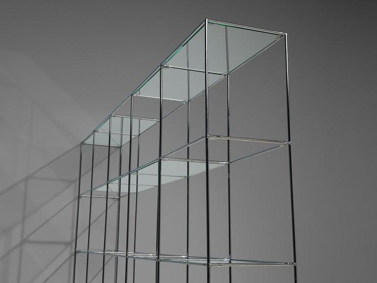 Poul Cadovius 'Abstracta' Shelving Unit For Sale 1