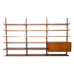 Poul Cadovius Cado Hanging Wall Unit, 1950s, Demark