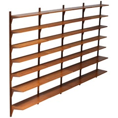 Poul Cadovius Cado Wall Unit in Teak