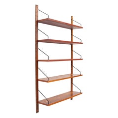 Poul Cadovius Hanging Bookcase Cado Model Royal, Denmark