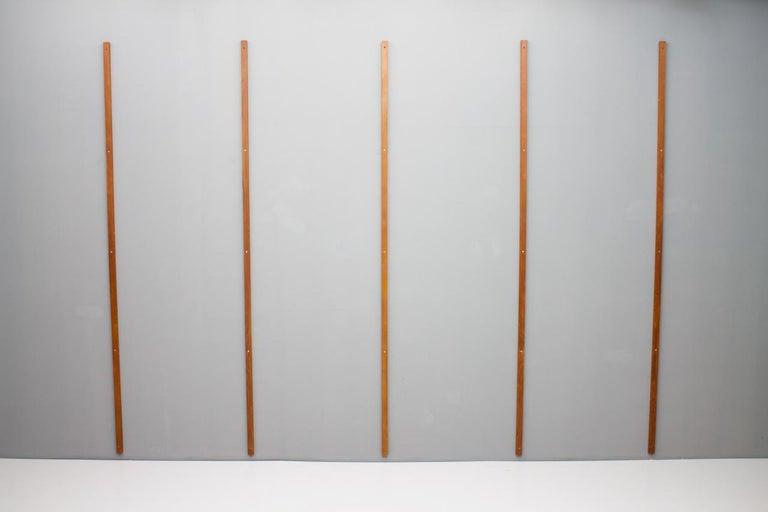 Poul Cadovius Royal Teak Wall System Cado, Denmark, 1960s For Sale 6