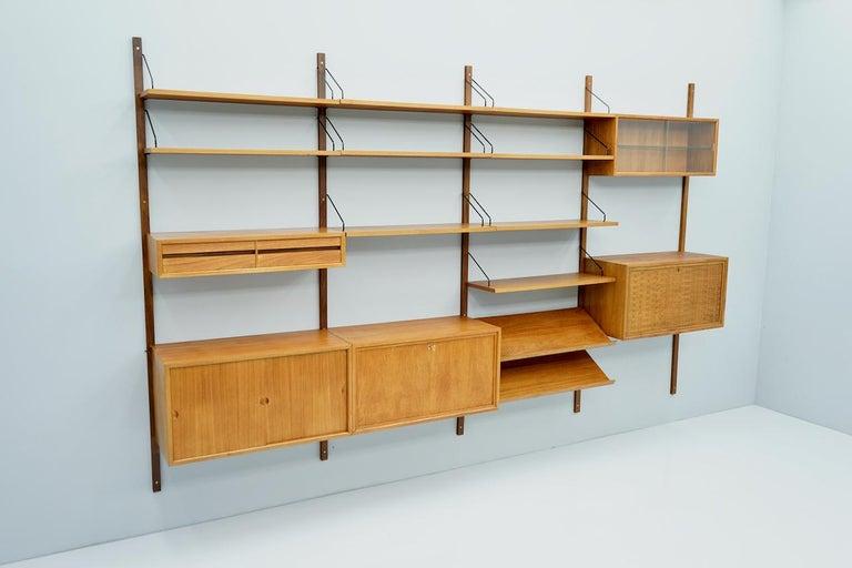 Danish Poul Cadovius Teak Shelving System Cado Denmark 1956