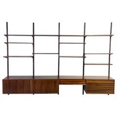 Poul Cadovius, the Royal Shelving Unit in Rosewood