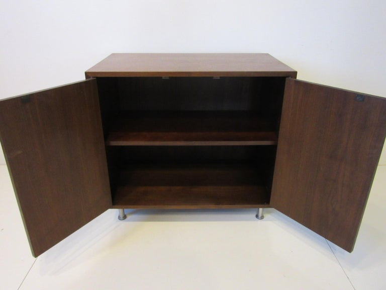 20th Century Poul Cadovius Walnut Cabinet / Credenza for Cado For Sale