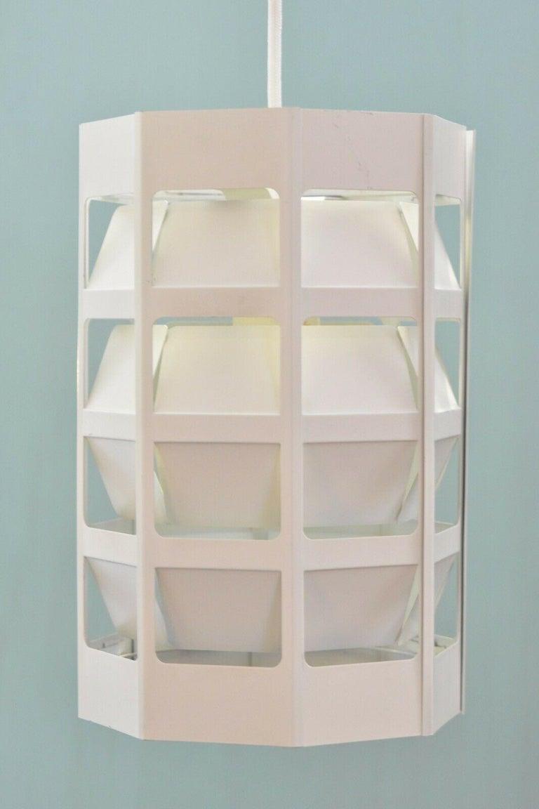 Poul Gernes Pendant Lamp Hedron Lyskurv Louis Poulsen Denmark For Sale 3