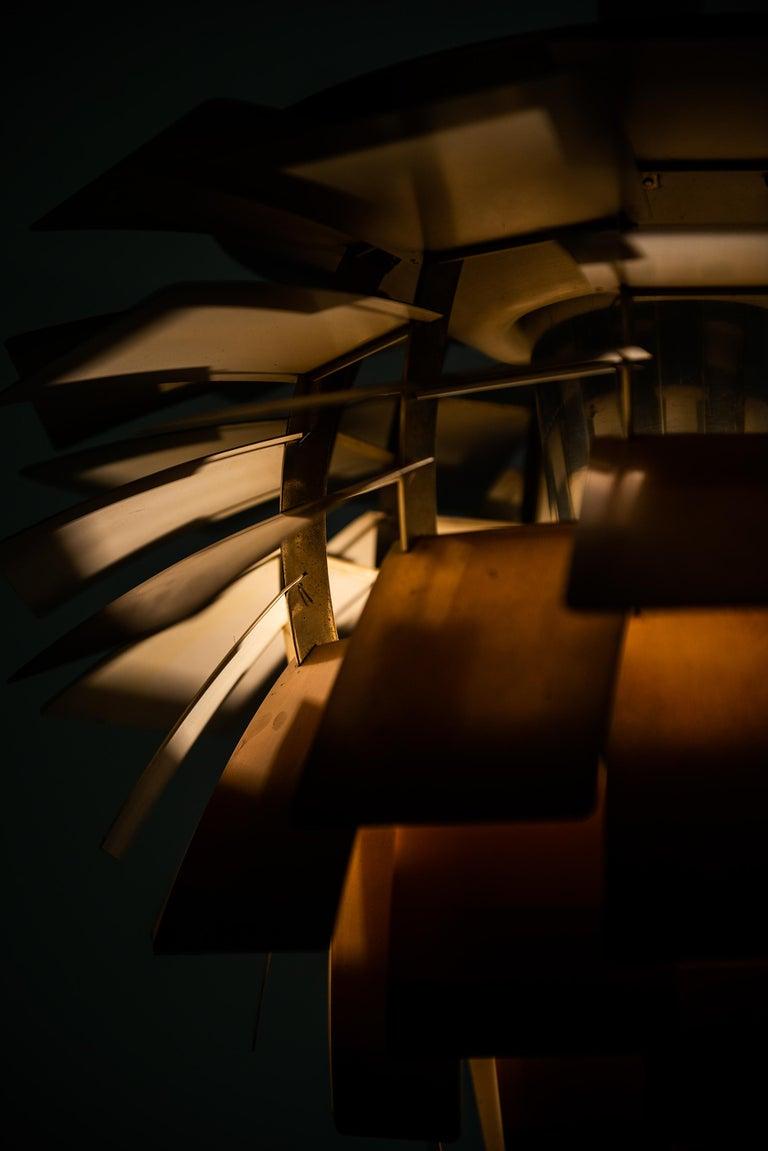 Poul Henningsen First Edition Artichoke by Louis Poulsen in Denmark For Sale 2