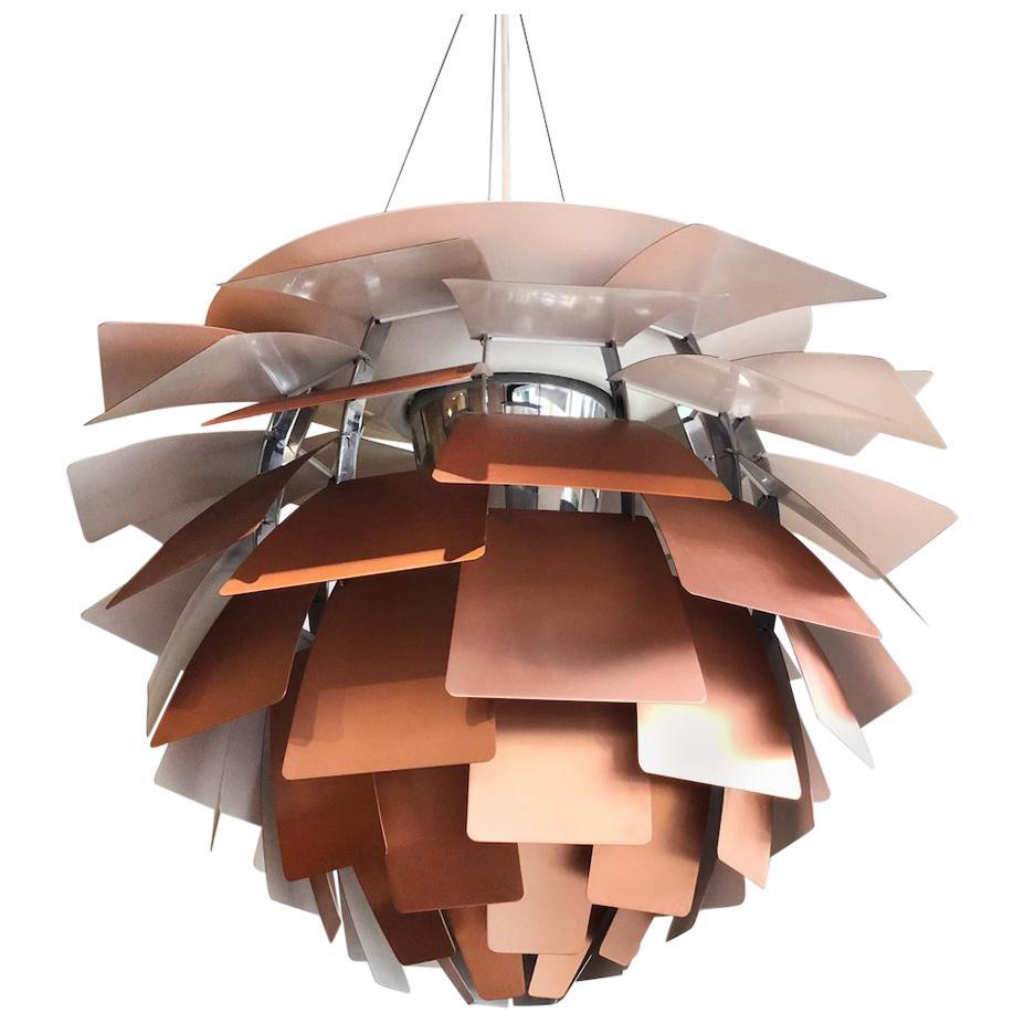 Poul Henningsen Artichoke Lamp, Louis Poulsen, Denmark