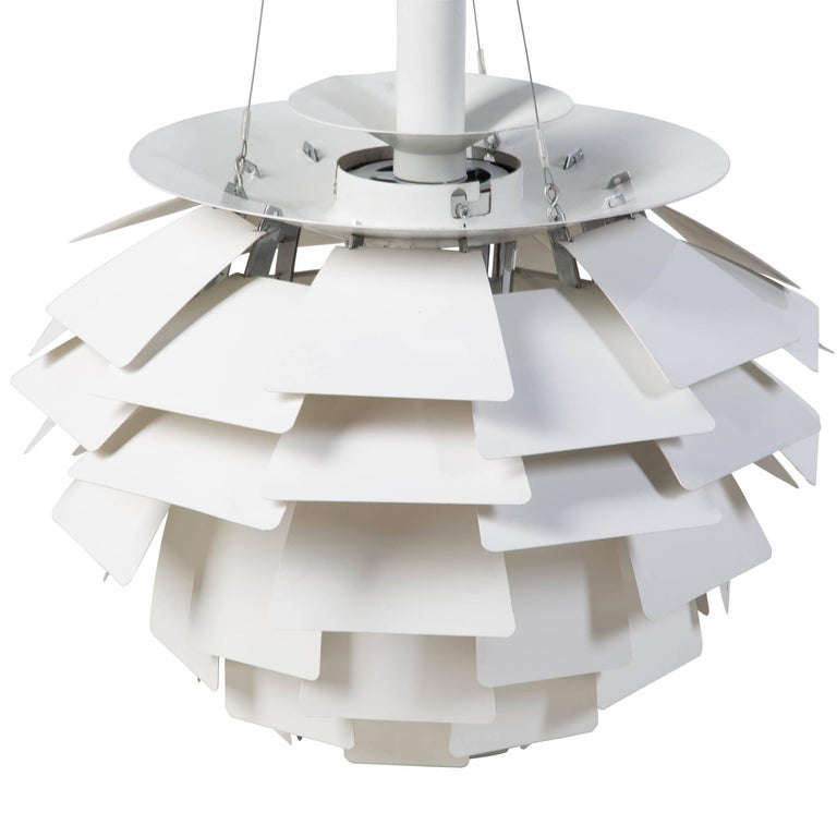 Poul Henningsen Artichoke Pendant Light In Good Condition For Sale In Gloucestershire, GB