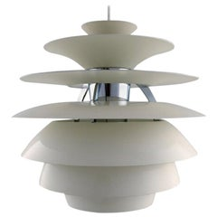 Poul Henningsen for Louis Poulsen, Large Snowball Ceiling Lamp