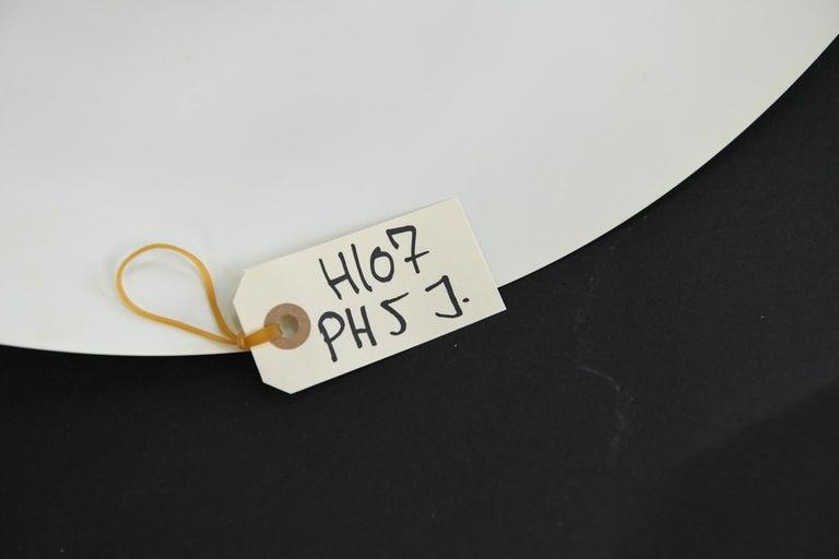 Metal Poul Henningsen for Louis Poulsen PH 5 Pendant Light For Sale