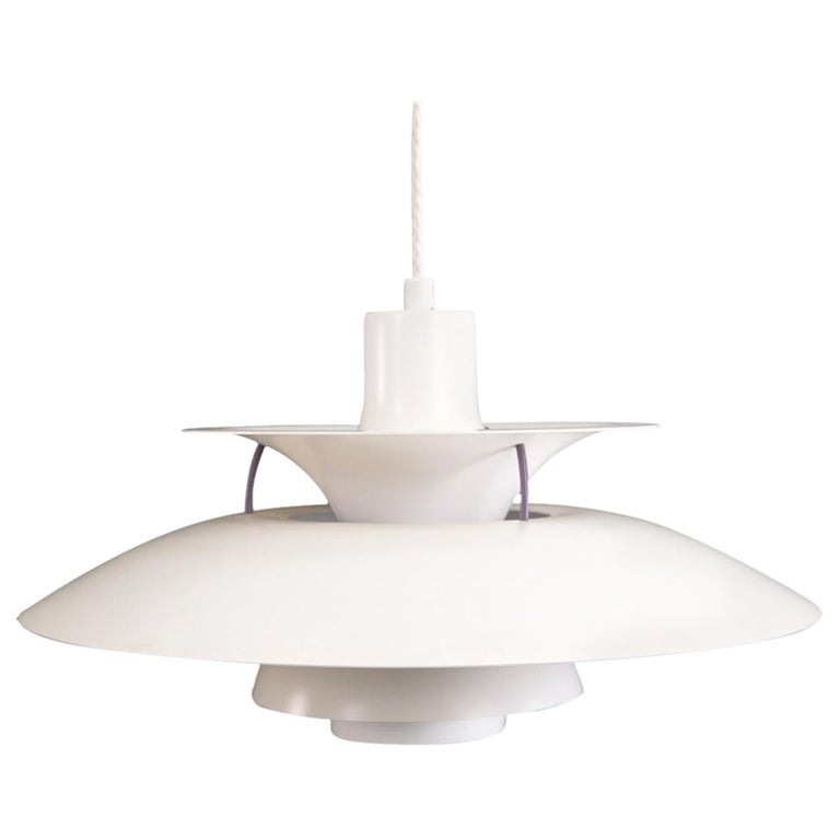 Poul Henningsen for Louis Poulsen PH 5 Pendant Light For Sale