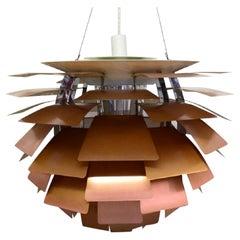 "Poul Henningsen for Louis Poulsen, the ""Artichoke"" Pendant Lamp, circa 1970"