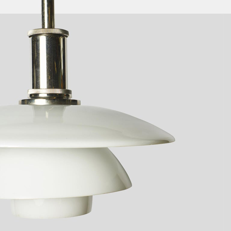 Mid-Century Modern Poul Henningsen Pendant For Sale