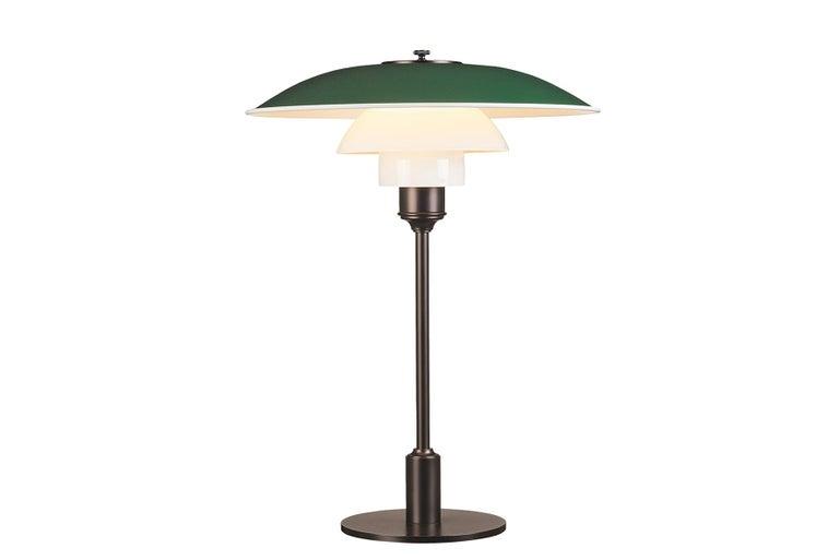Mid-Century Modern Poul Henningsen Ph 3½-2½ Table Lamp For Sale