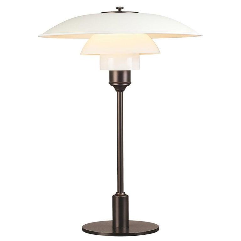 Poul Henningsen Ph 3½-2½ Table Lamp For Sale