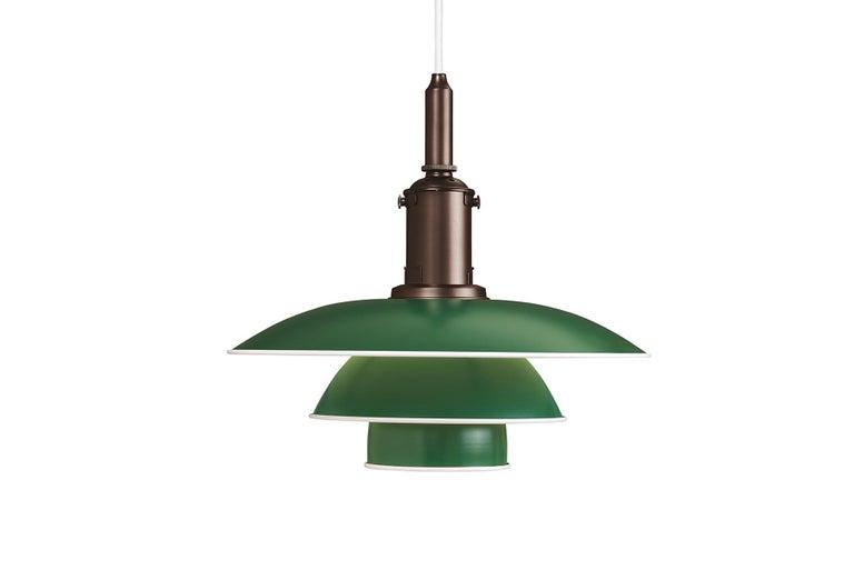 Mid-Century Modern Poul Henningsen Ph 3½-3 Pendant For Sale