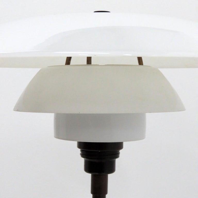 Enameled Poul Henningsen PH 4/3 Floor Lamp, 1930 For Sale