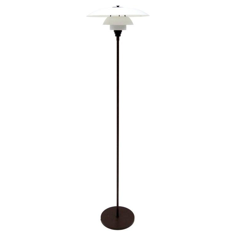 Poul Henningsen PH 4/3 Floor Lamp, 1930 For Sale