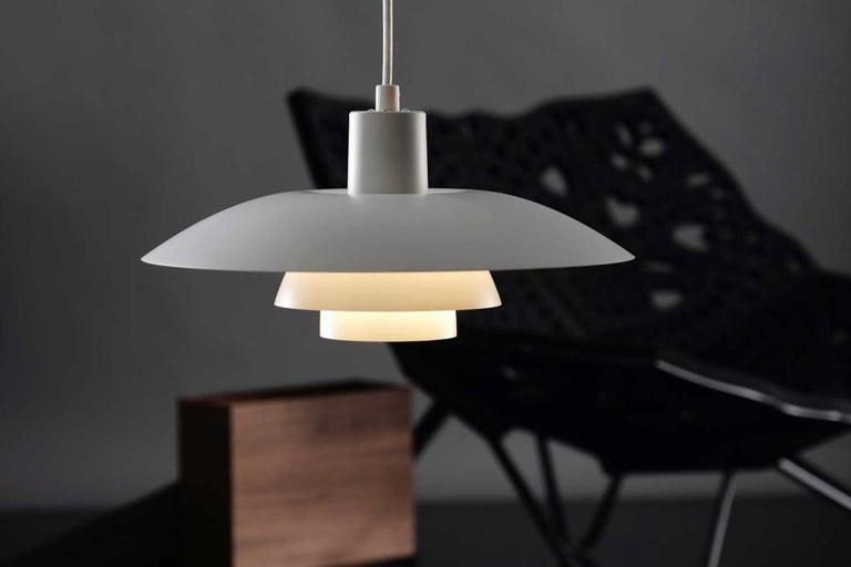 Scandinavian Modern Poul Henningsen PH 4/3 Pendant for Louis Poulsen For Sale
