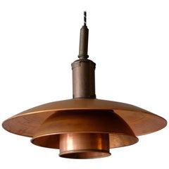 Poul Henningsen, PH 4/3 Pendent, Patented
