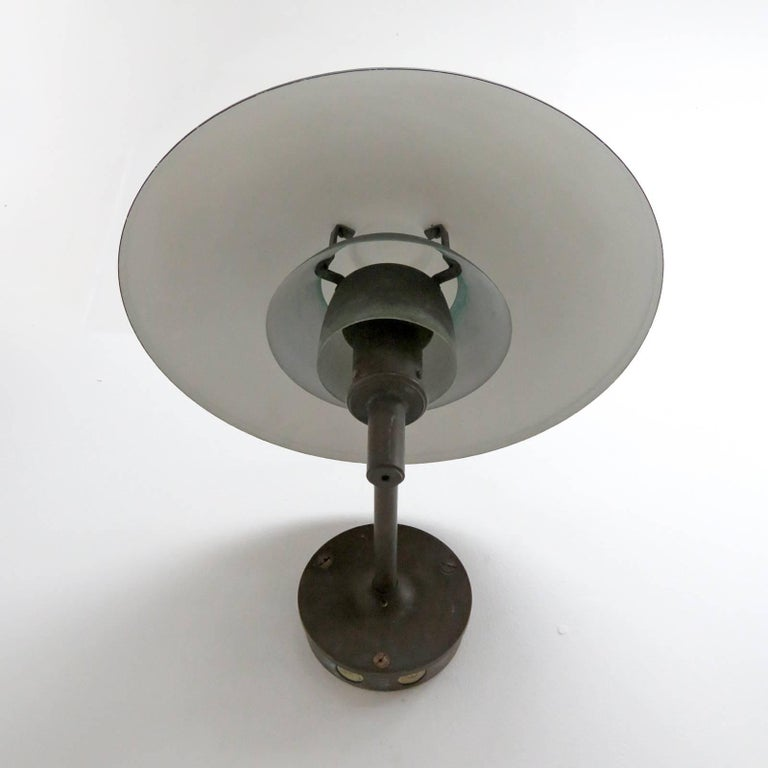 Mid-20th Century Poul Henningsen PH 4½/3 Wall Lights For Sale