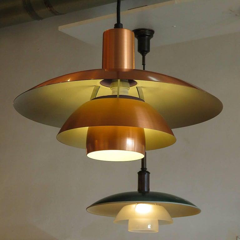 Poul Henningsen PH 4½/4 Copper Pendant 3