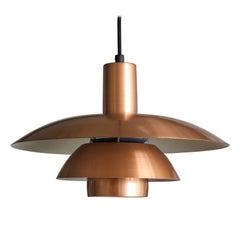 Poul Henningsen PH 4½/4 Copper Pendant