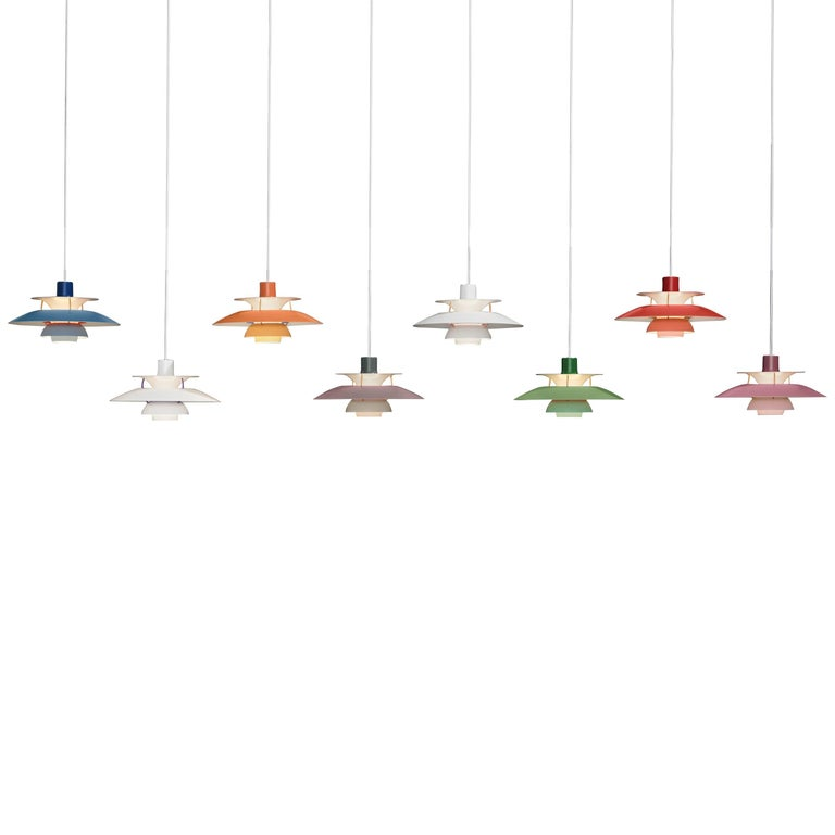 Poul Henningsen PH 5 Pendants for Louis Poulsen