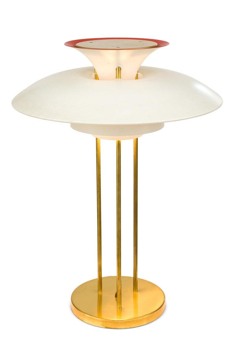 Danish Poul Henningsen PH 5 Table Lamps for Louis Poulsen, Denmark, 1970s For Sale