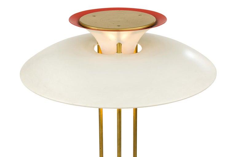 Enameled Poul Henningsen PH 5 Table Lamps for Louis Poulsen, Denmark, 1970s For Sale