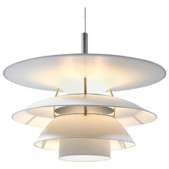 "Poul Henningsen PH 6 1/2 - 6 ""Charlottenborg"" Chandelier for Louis Poulsen"